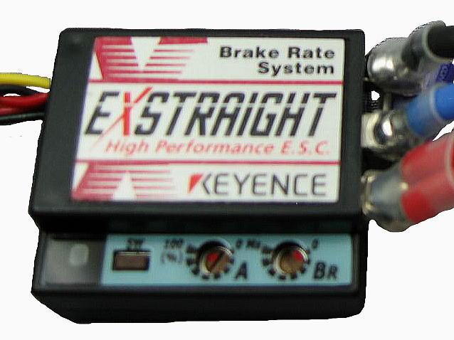 ラジコン                     ラジコン EXSTRAIGHT J-B エクストレイ カラー:ブラック Jタイプ タミヤコネクター仕様