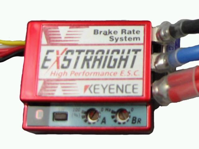 ラジコン                     ラジコン EXSTRAIGHT J-MR エクストレイ タミヤ型コネクター仕様