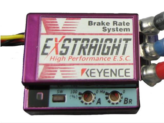 EXSTRAIGHT N-MP エクストレイ カラー:メタリックパープル 12ゲージコネクタレス仕様