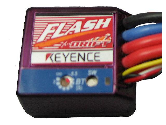 ラジコン                     ラジコン FLASH D-MP フラッシュ エディションD カラー:メタリックパープル ドリフト仕様 1/10電動RC用アンプ