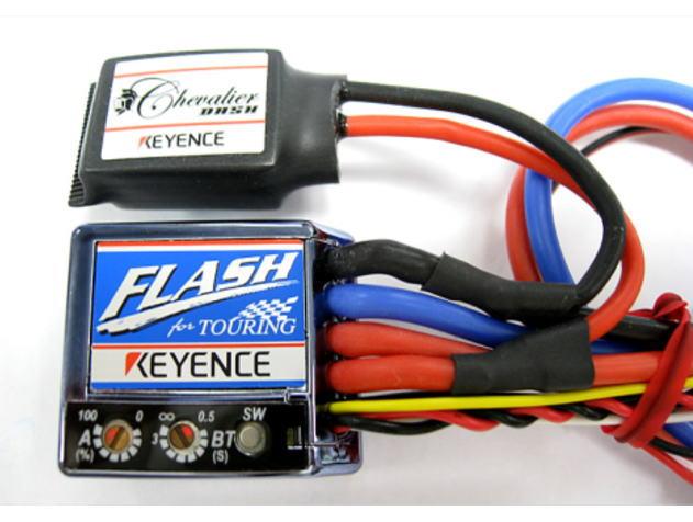 ラジコン                     ラジコン FLASH T-SB フラッシュ エディシュンT ブラックパール シュバリエダッシュ搭載モデル ツーリング用アンプ