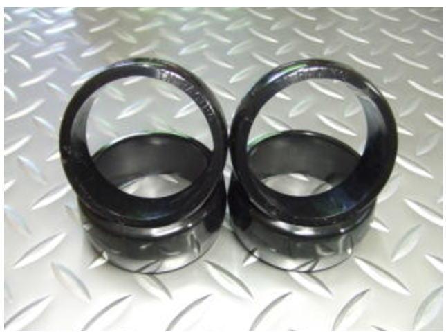 ラジコン                     ラジコン TNレーシング TN-218γ 樹脂成型ドリフトタイヤ2 スリック(ハード) ナロー幅 4個入り