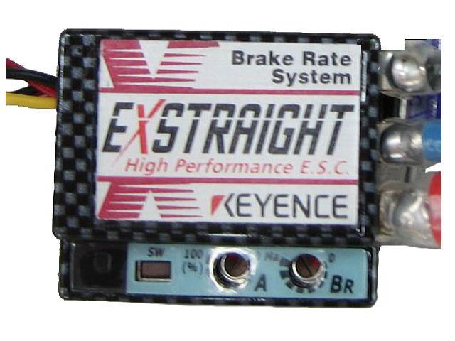 ラジコン                     ラジコン EXSTRAIGHT J -CB エクストレイ Jタイプ カラー:カーボン タミヤ型コネクター仕様