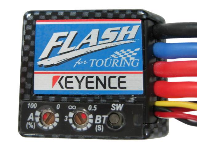 ラジコン                     ラジコン FLASH フラッシュ エディションT ツーリングモデル カラー:カーボン