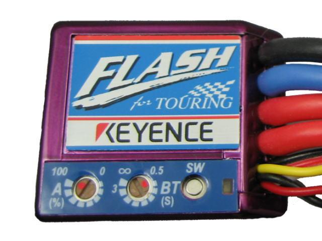 ラジコン                     ラジコン FLASH フラッシュ エディションT ツーリングモデル カラー:メタリックパープル