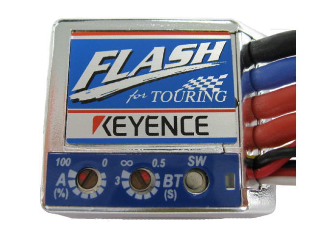 ラジコン                     ラジコン FLASH フラッシュ エディションT ツーリングモデル カラー:プラチナ