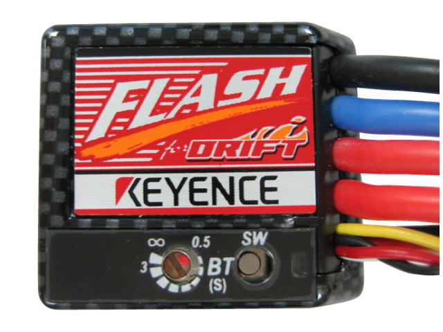 ラジコン                     ラジコン FLASH フラッシュ エディションD ドリフト仕様モデル カラー:カーボン