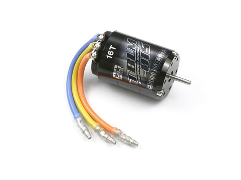 ラジコン                     ラジコン タミヤ OP1275 タミヤ ブラシレスモーター 01 センサー付 16T