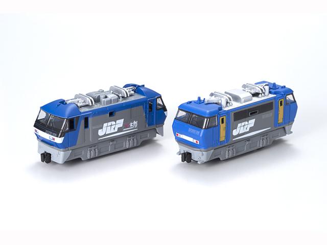 バンダイ 902696 Bトレ  EF200形+EF210形電気機関車*