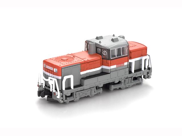 バンダイ 936882 Bトレ  DE10形ディーゼル機関車・JR貨物新更新色*