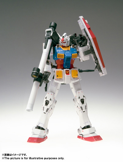 GUNDAM FIX FIGURATION METAL COMPOSITE  RX78-02 ガンダム THE ORIGIN [Re:PACKAGE]*