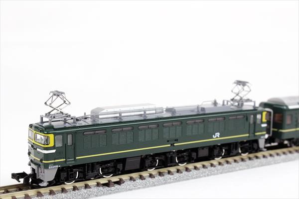 ★再生産★ TOMIX 92459 EF81・24系トワイラトエクスプレス基本3両セット*