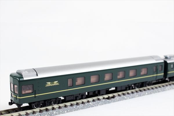 ★再生産★ TOMIX 92460 24系25形(トワイライトエクスプレス)増結5両セットA*