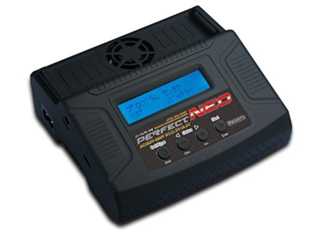 ラジコン                     ラジコン AC/DC急速充電器 パーフェクト・ネオ(PERFECT NEO)【リニューアル版】