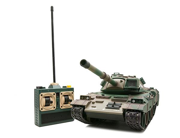 ラジコン                     ラジコン 56020 NEWバトルタンクシリーズ ウェザリング仕様 陸上自衛隊74式戦車