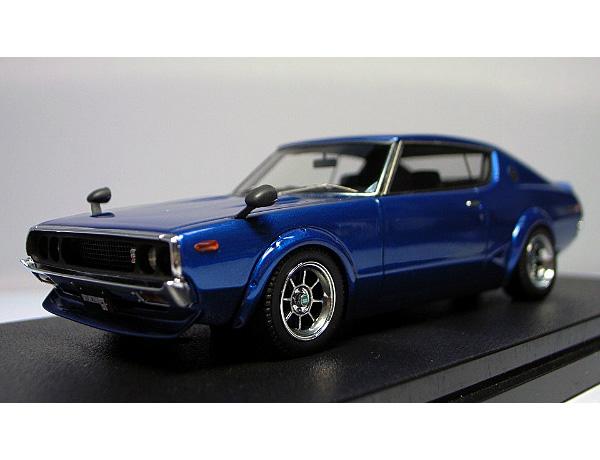 1/43 IG0035 Nissan SKYLINE 2000 GT-R (KPGC110) Blue *