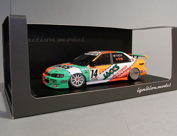 1/43 IG0097 JACCS ACCORD (#14) 1996 JTCC *