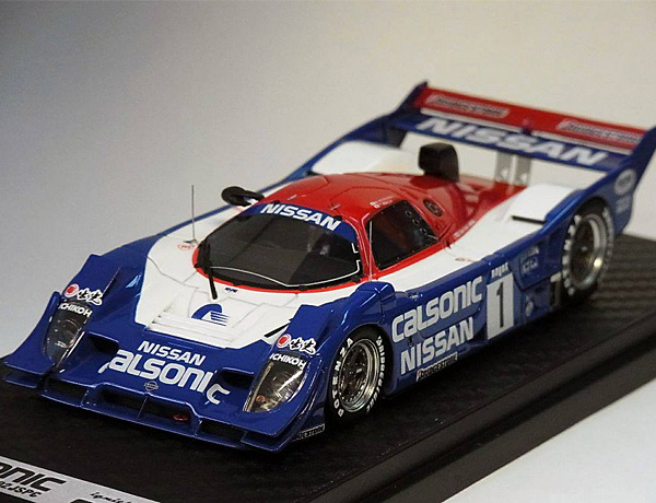CALSONIC Nissan R92CP (#1) 1992 JSPC