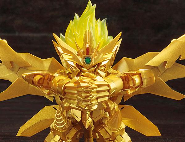 D-スタイル 42 ジェネシックガオガイガー 金色の破壊神『勇者王 ガオガイガー』