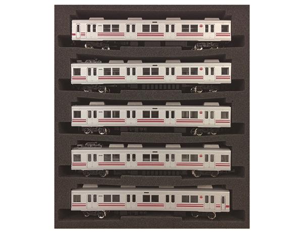 グリーンマックス 4362 東急8090系前期形大井町線赤帯 5両セット*