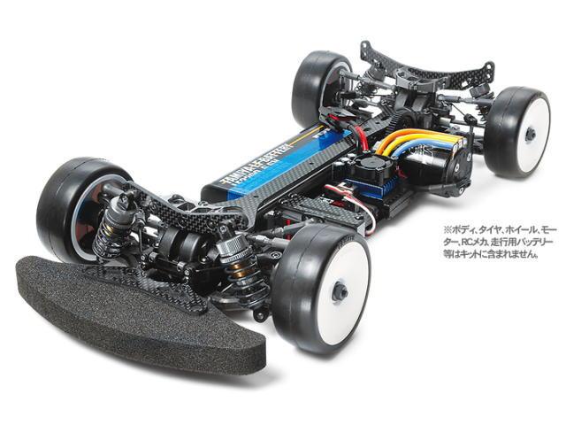 ラジコン                     ラジコン TB EVO.6 ブラックバージョン シャーシキット【限定】