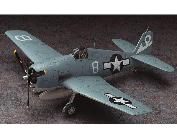 ハセガワ 64715 1/48 「復讐を埋めた山」 F6F-5 ヘルキャット