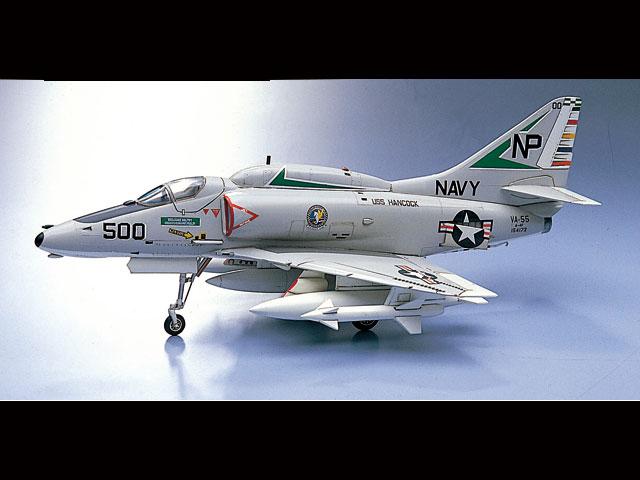 ハセガワ B9 1/72 A-4E/F スカイホーク  「ハセガワ B9 1/72 A-4E/F