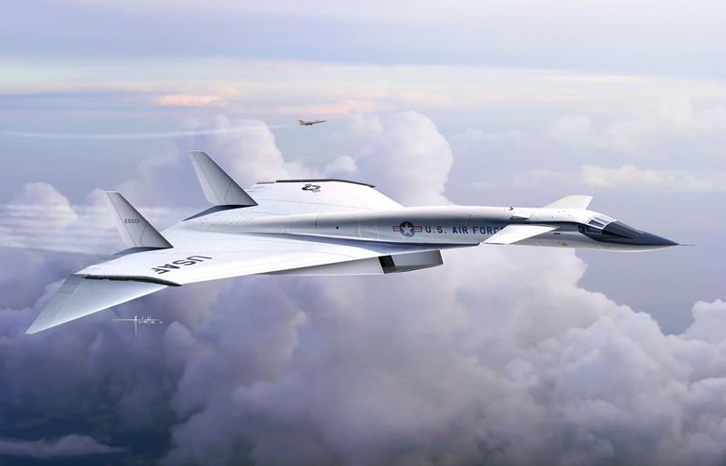 XB 70 (航空機)の画像 p1_11