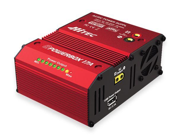 ラジコン                     ラジコン 44221 e POWER BOX 17A (レッド)