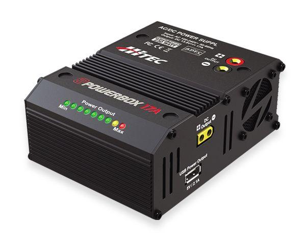 ラジコン                     ラジコン 44223 e POWER BOX 17A (ブラック)
