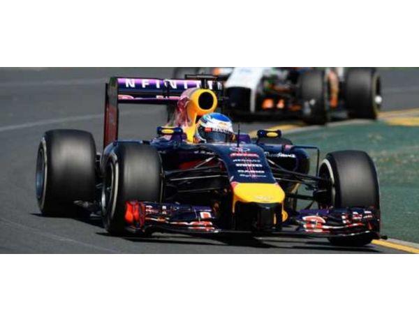Red Bull RB10 2014 #1 Sebastian Vettel